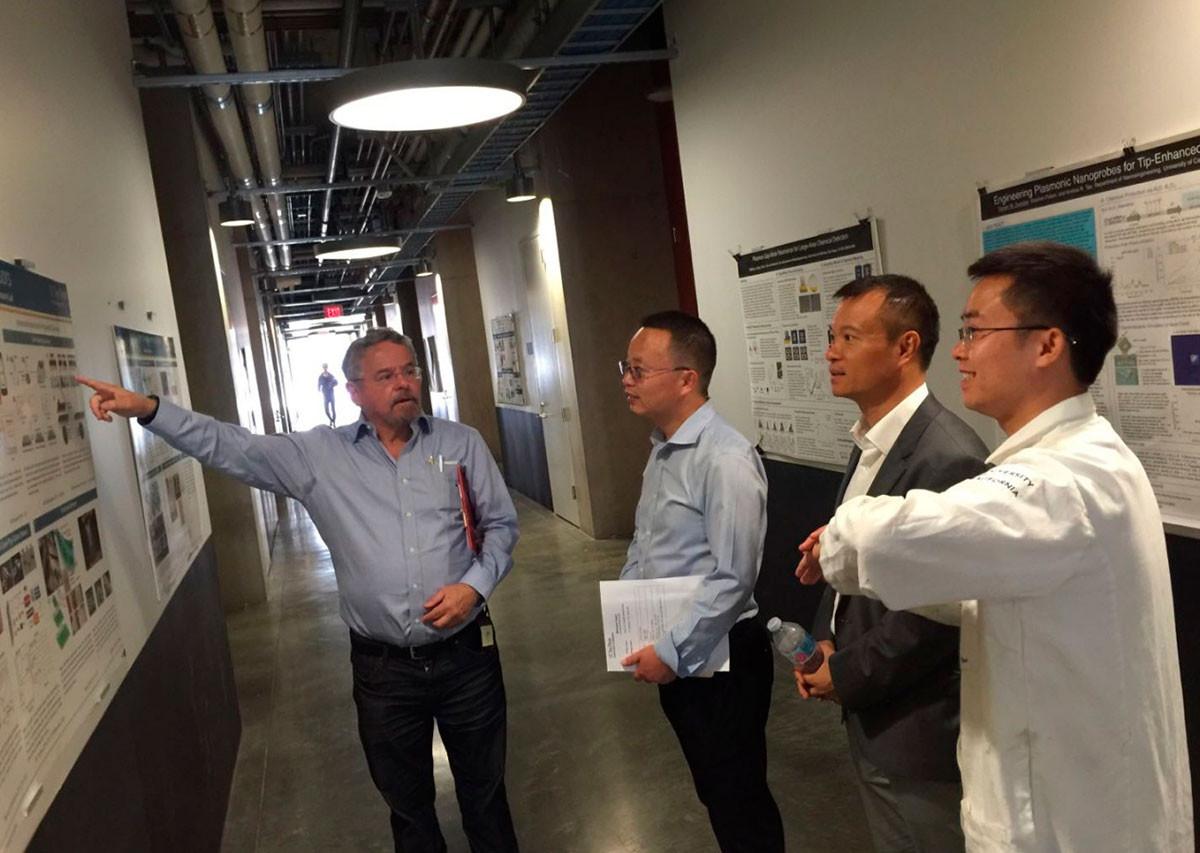 Компания Huami достигла стратегического сотрудничества с известным американским университетом UCSD